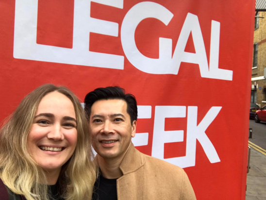 LegalGeek feature
